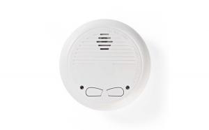 Detector de fum Nedis interconectabil