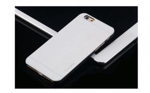Husa-iPhone 5-5S, Chrome Design SILVER STORM, la 69 RON in loc de 169 RON