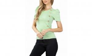 Bluza Dama Mint Buttons