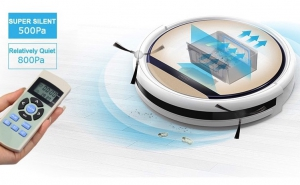 Robot Aspirator-Mop Inteligent, Produse Revolutionare