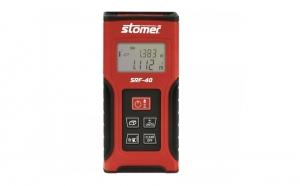 Telemetru cu laser Stomer Proffesional SRF-40, la 335 RON in loc de 729 RON