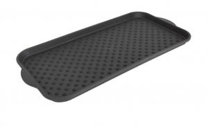 Tavita pentru incaltaminte – dreptunghiulara 75 x 37 cm, neagra