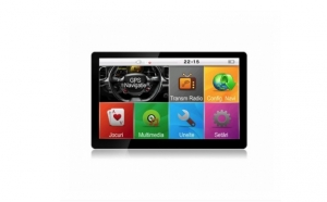 "GPS Auto 7"" Premium Black Friday Romania 2017"