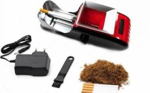 Aparat electric injectat tutun in tigari