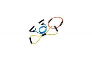 Set pentru antrenament, set 3 elastice *