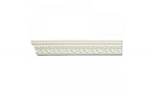 Cornisa decorativa din poliuretan C301 - 6.7x3.1x200 cm