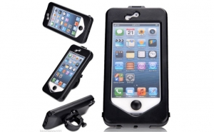 Bike 6 - Suport de bicicleta pentru iPhone 6, la 73 RON in loc de 150 RON