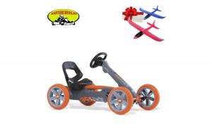 Kart Berg Reppy Racer + Cadou avion pasare