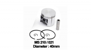 Piston complet Stihl: MS 210, 021 (40mm) -