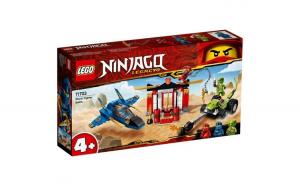 Lego ninjago  intrecere cu avionul de