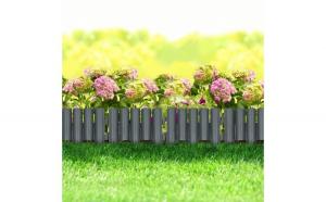 Bordura pt. pat de flori / gazon, 4