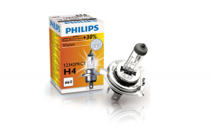 Bec halogen 12V - H4 - 60/55W Vision