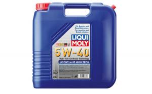 Liqui Moly Leichtlauf High Tech 5W40 20L