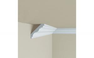 Cornisa decorativa din polimer rigid C5 - 5x4.7x200 cm