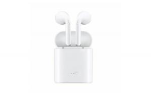 Casti Bluetooth Wireless i11, Profesionale, TOUCH CONTROL, Functie SIRI, Compatibile Android & iOS