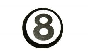 Ornament antena Radio D2 din burete