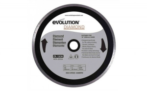 Disc diamantat pentru fierastrau