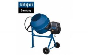Betoniera 160 L  650 W Scheppach MIX160