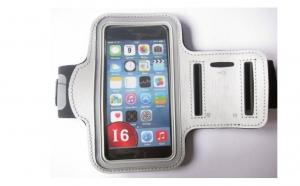 Husa brat pentru alergat compatibila cu Apple iPhone 6, la 21 RON in loc de 46 RON