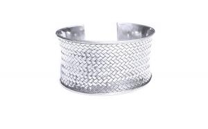 Bratara argint 925 impletita  Esther