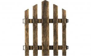 Set 4 bucati Gard decorativ pentru curte, gradina