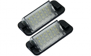 Lampi numar LED BMW seria 3 E36
