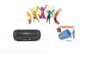 Boxa portabila, Charge, cu doua difuzoare si multiple functii, diverse culori