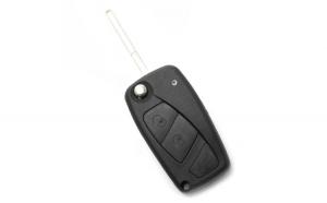 Fiat - Carcasa cheie tip briceag, 3