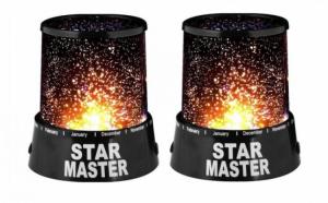 Set 2 lampi Star Master