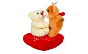 Ursuleti de plus pe inima rosie, Ziua indragostitilor, Voi doi
