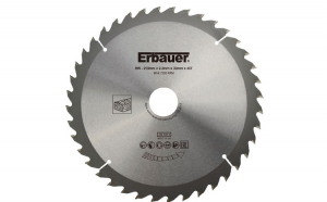 Disc circular pentru lemn 40T, 210 x