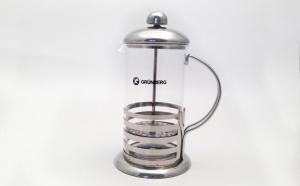 Infuzor pentru ceai sau cafea Grunberg GR325 de 600ml, la doar 37 RON in loc de 84 RON
