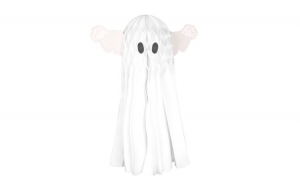 Decor din hartie Halloween, Halloween, Costume originale