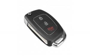 Carcasa Cheie Auto Techstar® Hyundai  Santa FE  IX25  IX35  IX45  2+1 Butoane  TOY40