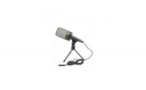 Set microfon cu tripod si cablu de tip