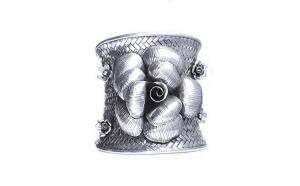 Bratara argint 925 cu trandafiri  Eva