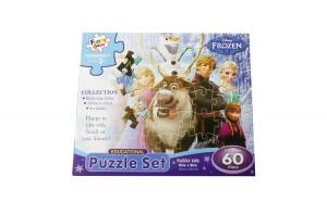 Puzzle Frozen 60 piese , 135BZ