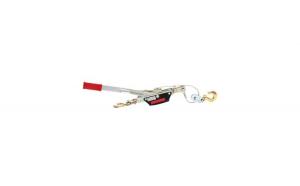 Troliu manual 2 tone cablu - winch