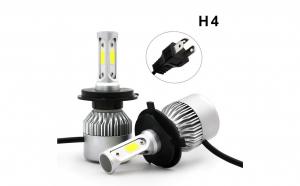 Set becuri LED auto S2, 8000 lumeni- H4