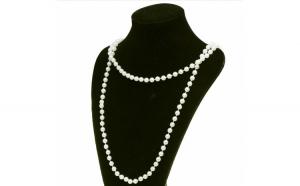 Colier de dama White Pearls din perle