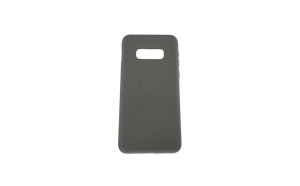 Husa Samsung Galaxy S10e Silicon Negru
