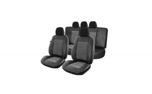 Huse scaune auto Seat Leon   Exclusive Leather Premium