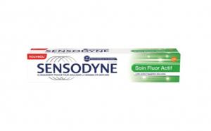 Pasta Dinti Sensodyne, White Fluor Actif