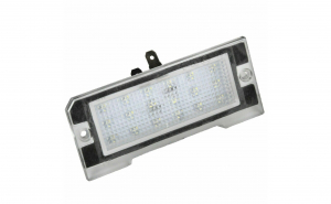 Lampa numar LED Land Rover Freelander 1