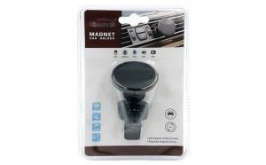Suport telefon mobil magnetic cu clips