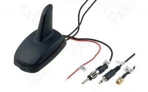 Antena SHARK, GPS, AM, FM, TV, DVB-T (ANT.S11), la doar 185 RON in loc de 231.25 RON