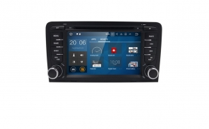 Cd Dvd Player Cu Navigatie Dedicata Android Audi A3 S3 2002 2013