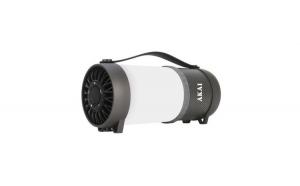 Boxa portabila Akai ABTS-40, lampa LED, negru
