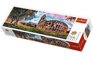 Puzzle trefl 1000 panorama coloseumul la