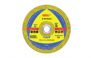 Set 25x Disc Flex 115 x 1.2 x 22.23 A 60